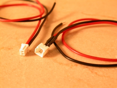 Simplicity Battery connector (pair)