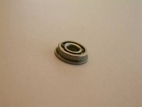 Flanged ball bearing 3x7