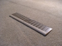 Tailplane, clear mylar covered 2.6 sq.dm.